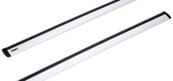 Barre portatutto Thule 961 Wingbar Aerodinamiche: prezzo e recensione