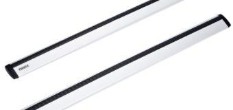 Barre portatutto Thule 969 Coppia di Wingbar Aerodinamiche: recensione e prezzo